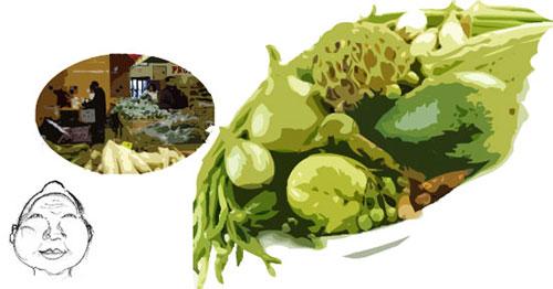 Legumes viet