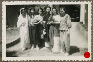 classe de theatre - vietnam