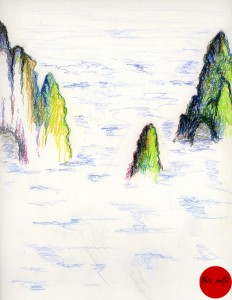 paysage-vietnam-image-culture-baie-halong-art-creation-asie-asia