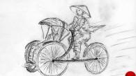 """Le pousse-pousse, littéralement en japonais : «véhicule à l'énergie humaine», est une voiturette légère à deux roues et à une ou deux places, tirée ou poussée par un homme. Il...<div class=""""addthis_toolbox addthis_default_style addthis_"""" addthis:url='http://ba-noi.com/blog/scene-de-la-vie-quotidienne-pousse-pousse/' addthis:title='Scène de la vie quotidienne : Pousse-pousse ' ><a class=""""addthis_button_preferred_1""""></a><a class=""""addthis_button_preferred_2""""></a><a class=""""addthis_button_preferred_3""""></a><a class=""""addthis_button_preferred_4""""></a><a class=""""addthis_button_compact""""></a></div>"""