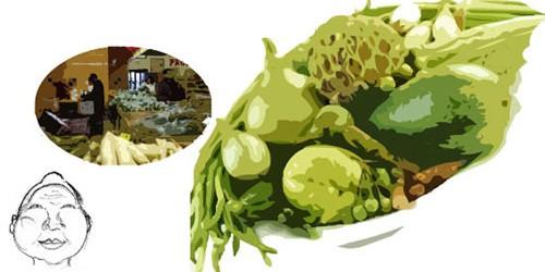 """Salade vietnamienne aux papayes vertes et carottes INGRÉDIENTS : (4 pers.) - 250 g de papaye verte taillée en fines lanières - 125 g de carotte taillée en fines lanières...<div class=""""addthis_toolbox addthis_default_style addthis_"""" addthis:url='http://ba-noi.com/blog/salade-vietnamienne-aux-papayes-vertes-et-carottes/' addthis:title='Salade vietnamienne aux papayes vertes et carottes ' ><a class=""""addthis_button_preferred_1""""></a><a class=""""addthis_button_preferred_2""""></a><a class=""""addthis_button_preferred_3""""></a><a class=""""addthis_button_preferred_4""""></a><a class=""""addthis_button_compact""""></a></div>"""