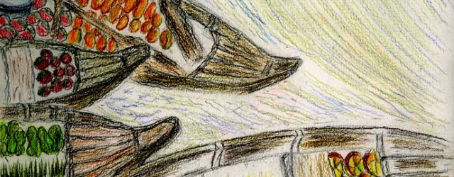 """Paysages du Vietnam Dessins de T.Tiou Sampans, rizières, ambiance du Vietnam. Vous pouvez télécharger les dessins et peintures qui vous plaisent. Je vous demande juste, en retour, de mettre un...<div class=""""addthis_toolbox addthis_default_style addthis_"""" addthis:url='http://ba-noi.com/blog/paysages-du-vietnam/' addthis:title='Paysages du Vietnam ' ><a class=""""addthis_button_preferred_1""""></a><a class=""""addthis_button_preferred_2""""></a><a class=""""addthis_button_preferred_3""""></a><a class=""""addthis_button_preferred_4""""></a><a class=""""addthis_button_compact""""></a></div>"""